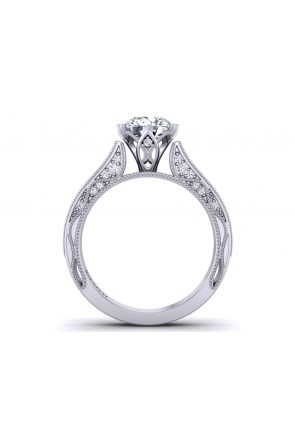 Pave Engagement Ring WIST-1529-ST WIST-1529-ST